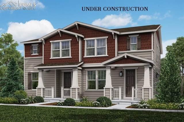 14075 Rock Daisy Street, Parker, CO 80134 (#2502112) :: 8z Real Estate