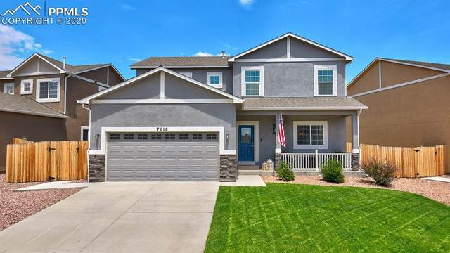 7618 Dry Willow Way, Colorado Springs, CO 80908 (#2503402) :: Tommy Daly Home Team