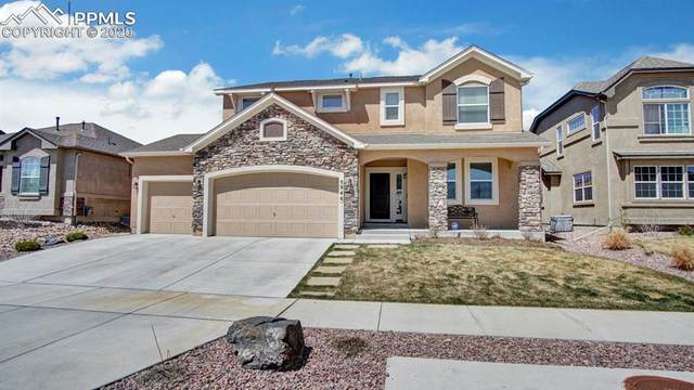 5946 Brave Eagle Drive, Colorado Springs, CO 80924 (#2505465) :: Tommy Daly Home Team