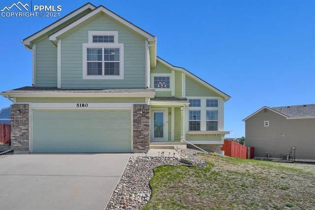 5180 Laredo Ridge Drive, Colorado Springs, CO 80922 (#2507235) :: Finch & Gable Real Estate Co.