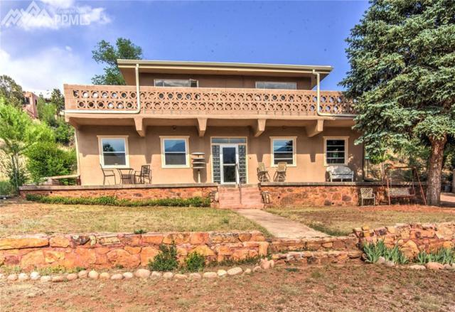 218 Beckers Lane, Manitou Springs, CO 80829 (#2507300) :: CENTURY 21 Curbow Realty