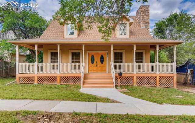 426 S Prospect Street, Colorado Springs, CO 80903 (#2515399) :: Tommy Daly Home Team