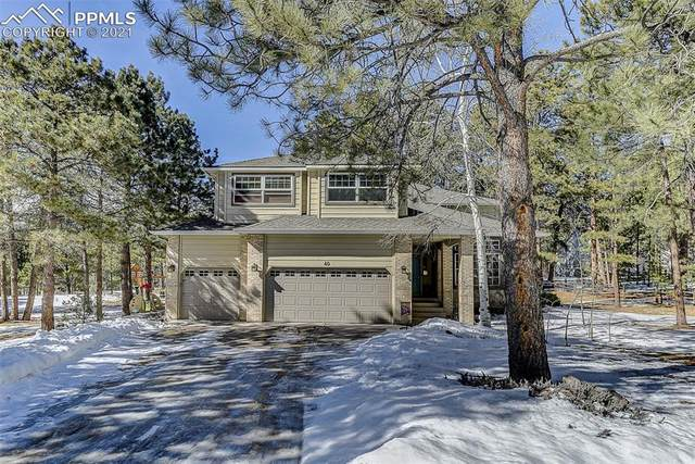40 Long Bow Circle, Monument, CO 80132 (#2522810) :: The Harling Team @ HomeSmart