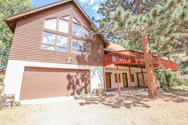 5365 Rampart Terrace Road, Cascade, CO 80809 (#2525463) :: Venterra Real Estate LLC
