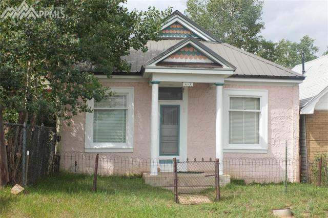 417 E Eaton Avenue, Cripple Creek, CO 80813 (#2525513) :: Colorado Home Finder Realty