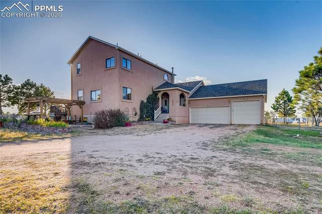 18420 Shady Knoll Street, Peyton, CO 80831 (#2526406) :: 8z Real Estate