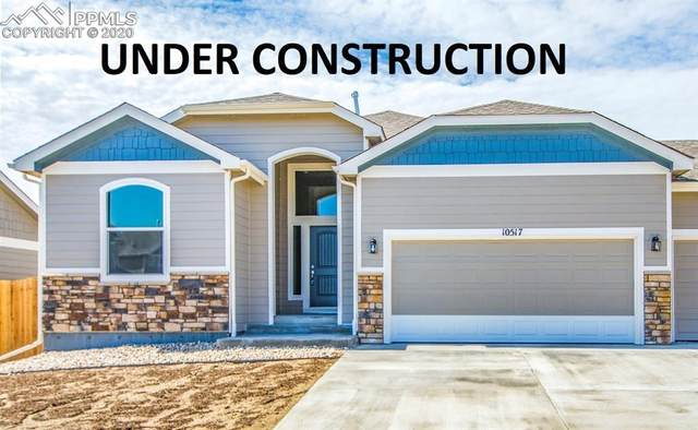 12745 Winding Glen Lane, Peyton, CO 80831 (#2529068) :: The Daniels Team