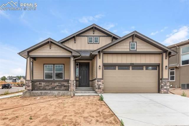 1006 Kelso Place, Colorado Springs, CO 80921 (#2529439) :: Action Team Realty