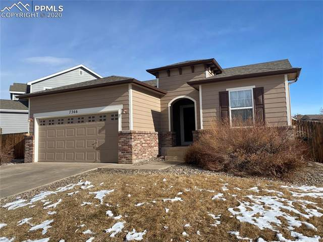 7366 Far Hill Drive, Colorado Springs, CO 80922 (#2533182) :: Jason Daniels & Associates at RE/MAX Millennium