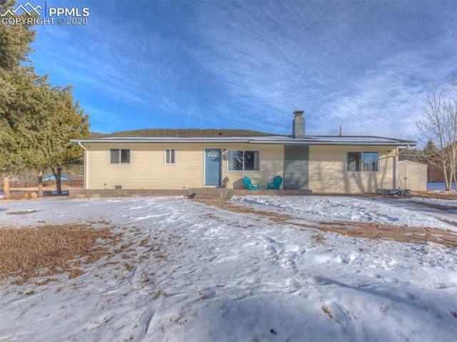 1005 N Baldwin Street, Woodland Park, CO 80863 (#2533543) :: Venterra Real Estate LLC