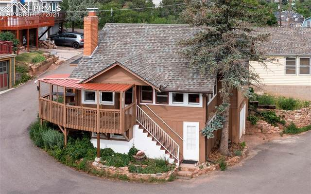 320 Oklahoma Road, Manitou Springs, CO 80829 (#2534153) :: Fisk Team, eXp Realty