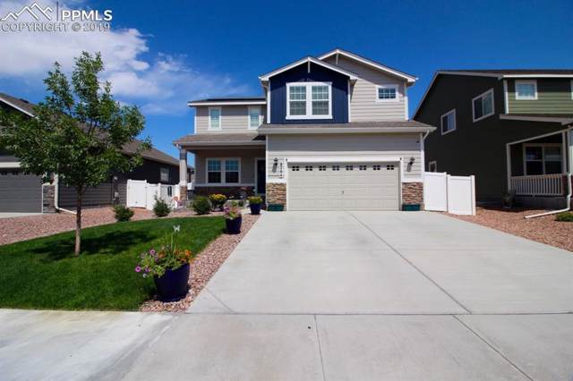 8264 Wagon Spoke Trail, Fountain, CO 80817 (#2536102) :: HomePopper