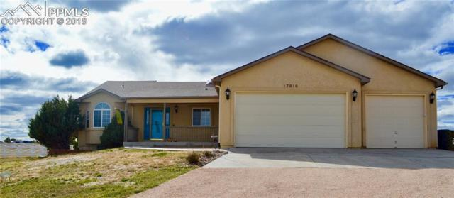 17816 Pinon Park Road, Peyton, CO 80831 (#2537829) :: 8z Real Estate