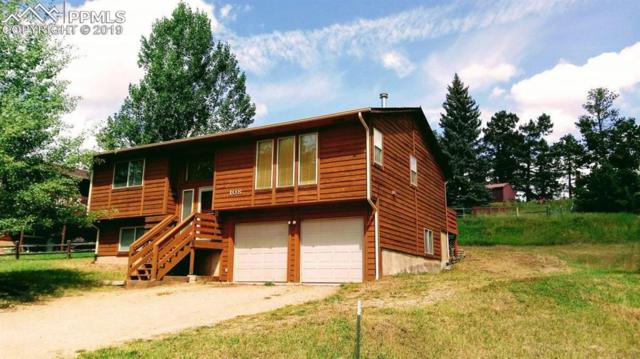 108 E Foster Avenue, Woodland Park, CO 80863 (#2541129) :: Venterra Real Estate LLC