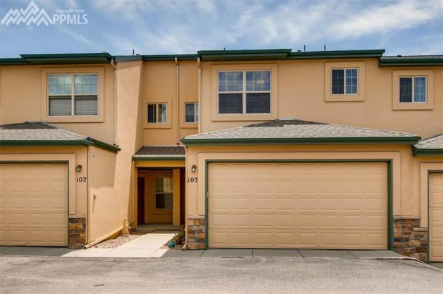 281 Eagle Summit Point #103, Colorado Springs, CO 80919 (#2542095) :: Fisk Team, RE/MAX Properties, Inc.
