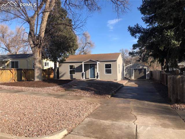 921 Prairie Drive, Colorado Springs, CO 80909 (#2544398) :: Action Team Realty