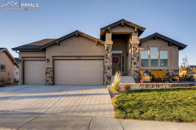 9286 Kathi Creek Drive, Colorado Springs, CO 80924 (#2545546) :: The Hunstiger Team