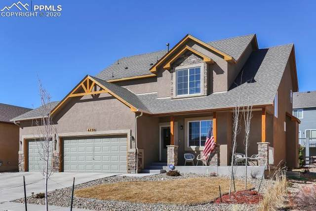 6298 Adamants Drive, Colorado Springs, CO 80924 (#2548382) :: Compass Colorado Realty