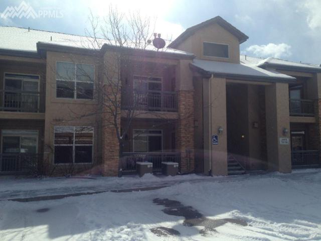605 Cougar Bluff Point #208, Colorado Springs, CO 80906 (#2549905) :: The Hunstiger Team