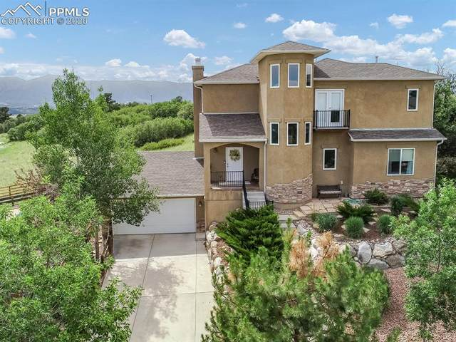 1312 Hazeline Lake Drive, Colorado Springs, CO 80921 (#2550806) :: Compass Colorado Realty