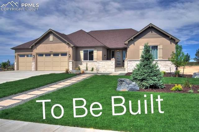 7871 Bannockburn Trail, Colorado Springs, CO 80908 (#2553545) :: Dream Big Home Team | Keller Williams