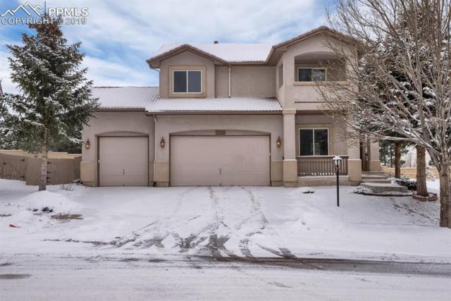 3335 Hollycrest Drive, Colorado Springs, CO 80920 (#2555485) :: The Kibler Group