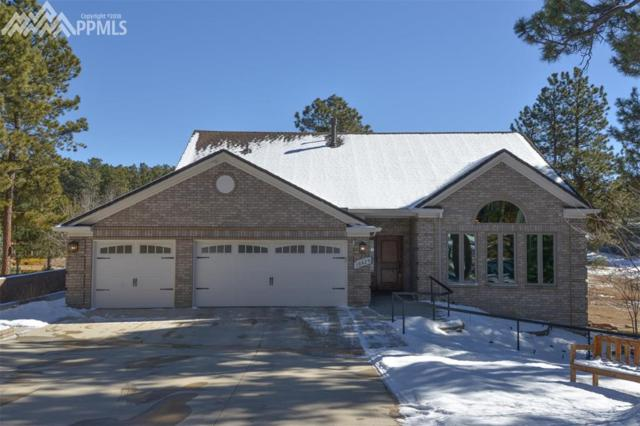18629 Wethersfield Drive, Monument, CO 80132 (#2557987) :: The Hunstiger Team