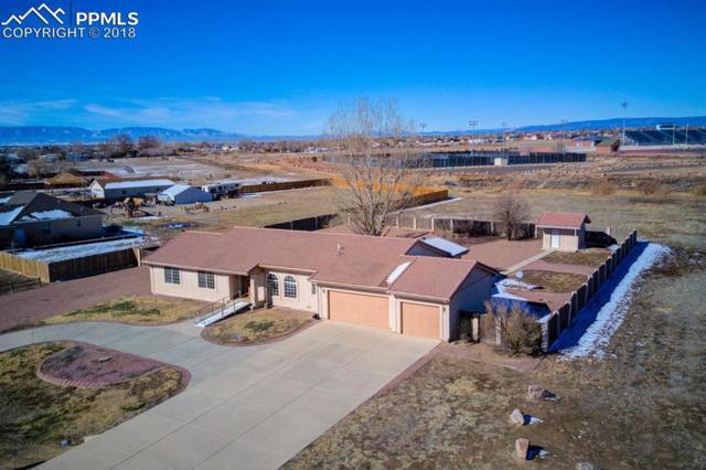683 W Capistrano Avenue, Pueblo West, CO 81007 (#2559353) :: The Treasure Davis Team