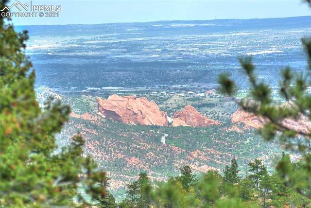 570 Day Spring View, Manitou Springs, CO 80829 (#2561278) :: The Cutting Edge, Realtors