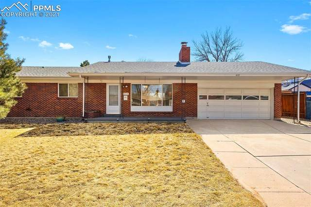 613 W Ramona Avenue, Colorado Springs, CO 80905 (#2563762) :: The Treasure Davis Team | eXp Realty