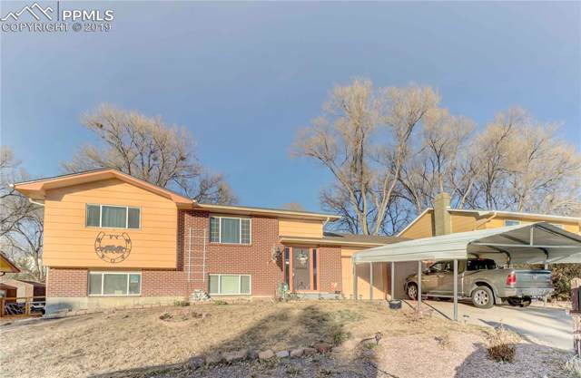 814 Drew Drive, Colorado Springs, CO 80911 (#2564059) :: The Kibler Group