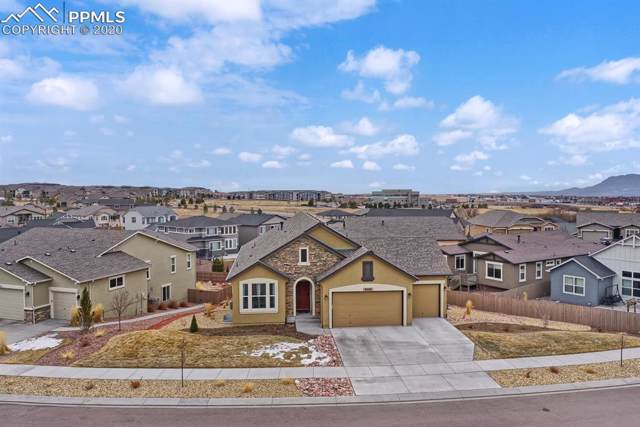 4225 New Santa Fe Trail, Colorado Springs, CO 80924 (#2564937) :: The Hunstiger Team