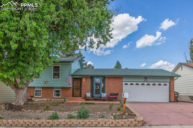5050 Filarees Circle, Colorado Springs, CO 80917 (#2565580) :: Compass Colorado Realty