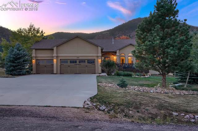 304 Sterling Avenue, Palmer Lake, CO 80133 (#2566216) :: Tommy Daly Home Team