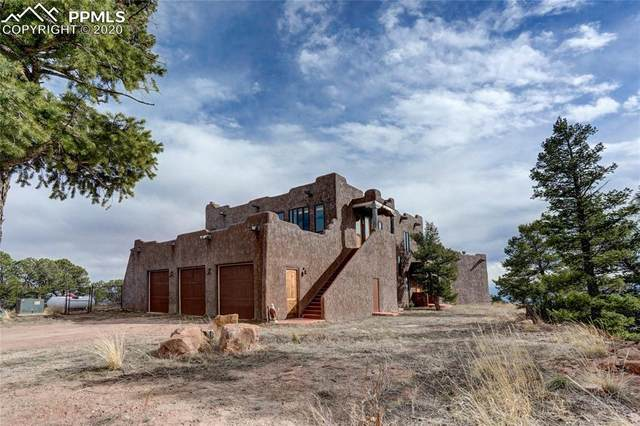 15875 Henry Ride Heights, Colorado Springs, CO 80926 (#2566453) :: The Treasure Davis Team