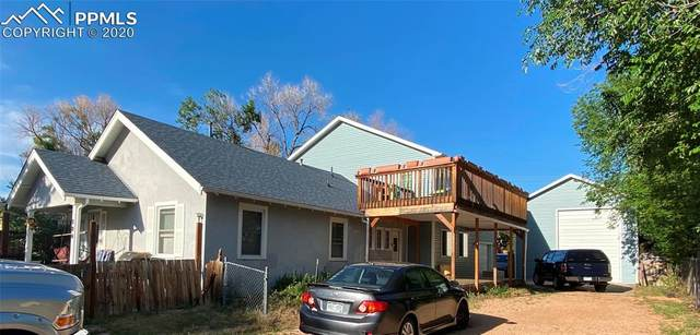 134 N Washington Street, Monument, CO 80132 (#2567621) :: 8z Real Estate