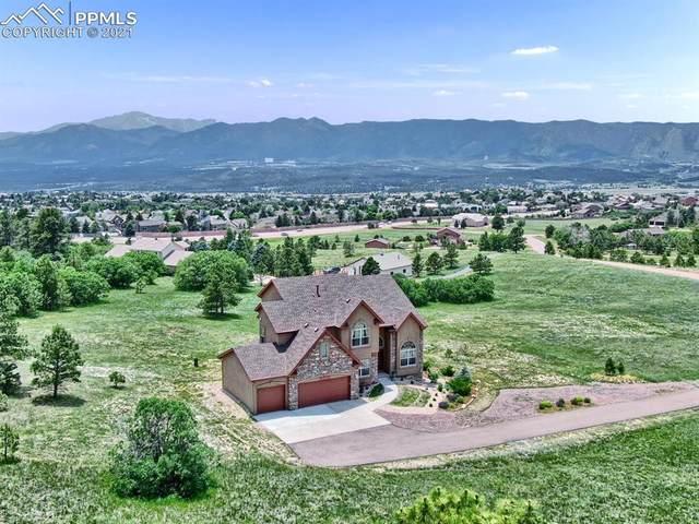 15665 Kingswood Drive, Colorado Springs, CO 80921 (#2568861) :: Fisk Team, eXp Realty
