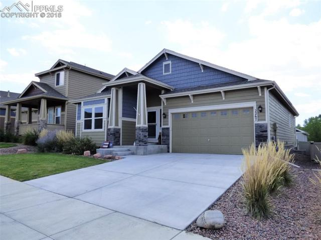 2267 Chickhollow Drive, Colorado Springs, CO 80910 (#2569854) :: The Peak Properties Group