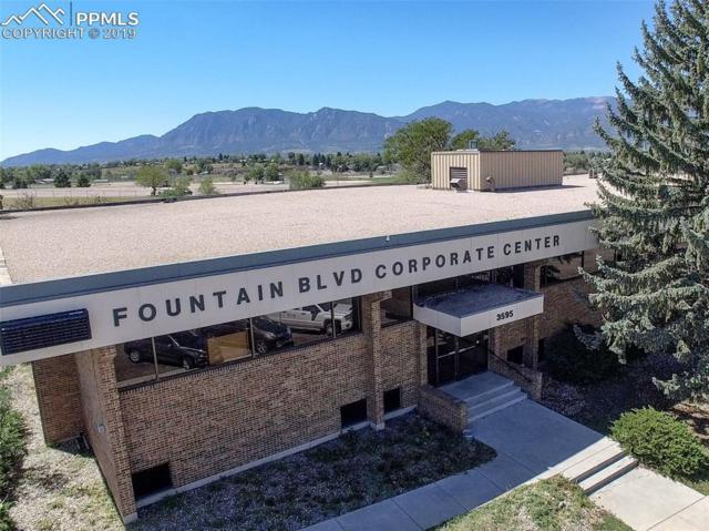 3595 E Fountain Boulevard, Colorado Springs, CO 80910 (#2571316) :: The Hunstiger Team