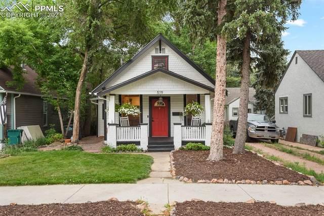 519 W Kiowa Street, Colorado Springs, CO 80905 (#2571834) :: Venterra Real Estate LLC
