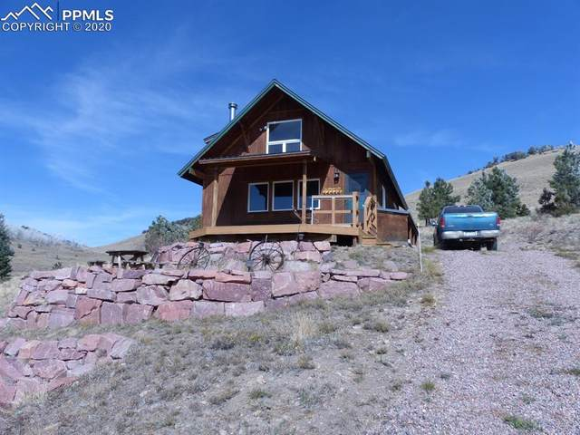 2611 Antelope Trail, Cotopaxi, CO 81223 (#2571899) :: Action Team Realty