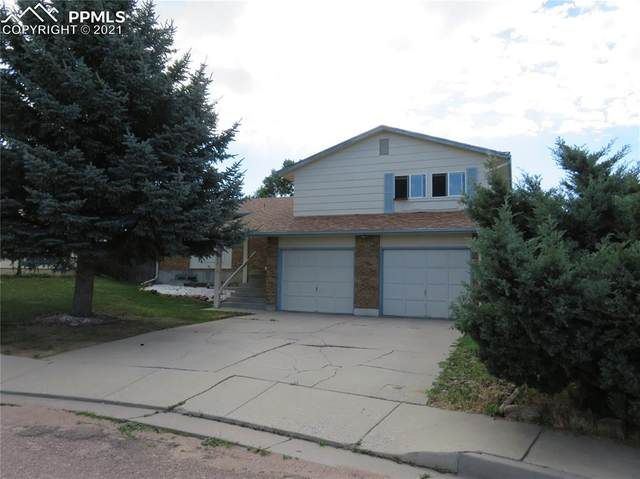 7585 Cabin Ridge Drive, Colorado Springs, CO 80911 (#2573559) :: Action Team Realty