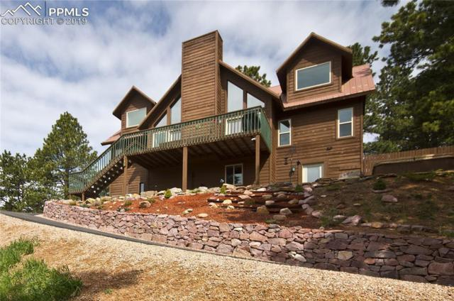 240 Morning Star Court, Woodland Park, CO 80863 (#2573570) :: Colorado Home Finder Realty