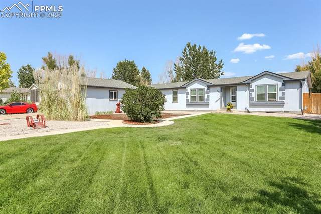 9380 Summer Meadows Drive, Colorado Springs, CO 80925 (#2574657) :: Tommy Daly Home Team