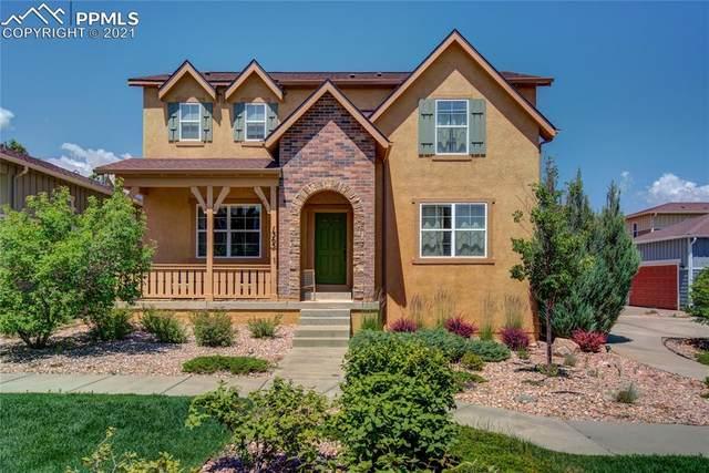 1365 Cresson Mine Drive, Colorado Springs, CO 80905 (#2575083) :: Compass Colorado Realty