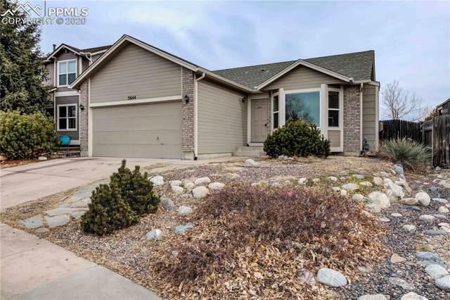 5644 Many Springs Drive, Colorado Springs, CO 80923 (#2576839) :: Jason Daniels & Associates at RE/MAX Millennium