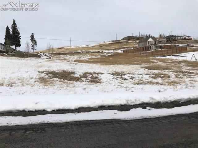 0 W El Paso Avenue, Cripple Creek, CO 80813 (#2576978) :: 8z Real Estate