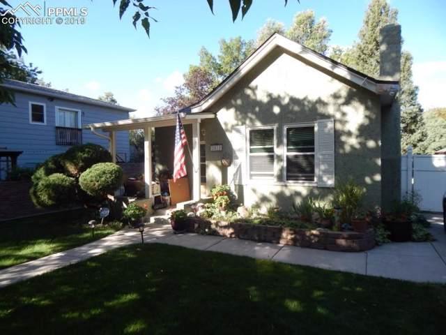2012 N Franklin Street, Colorado Springs, CO 80907 (#2578632) :: The Treasure Davis Team