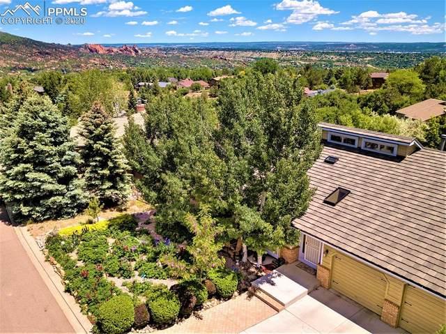 4 Kreg Lane, Manitou Springs, CO 80829 (#2581699) :: Finch & Gable Real Estate Co.