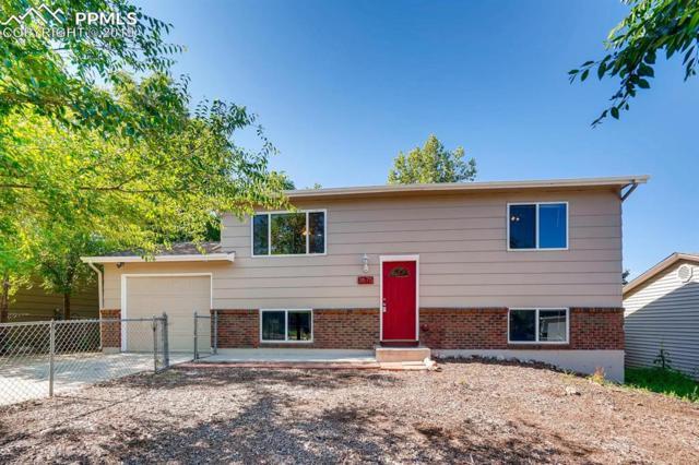 3675 Dogwood Drive, Colorado Springs, CO 80910 (#2581774) :: Compass Colorado Realty